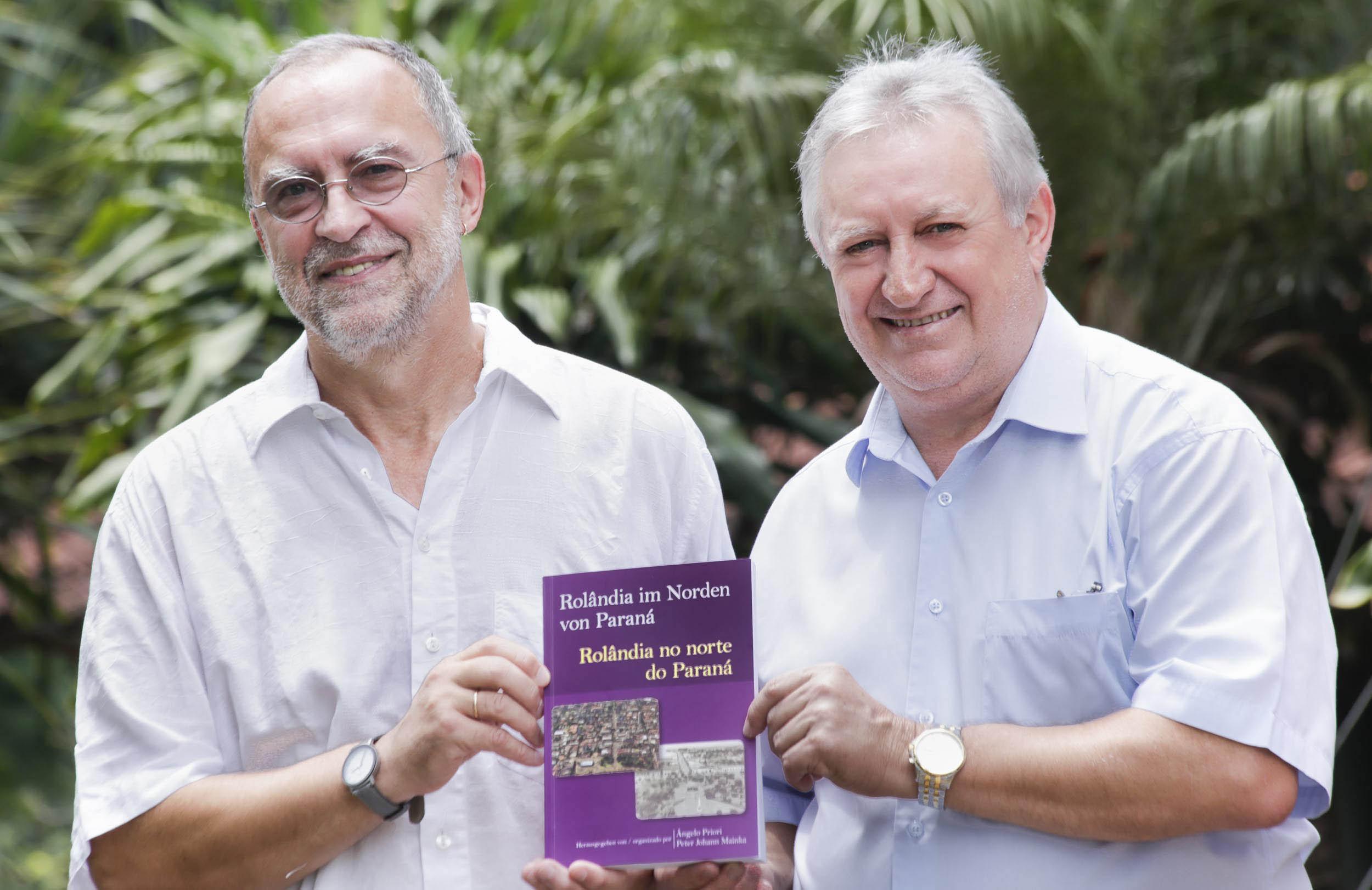 Município do Norte do Paraná é tema de livro