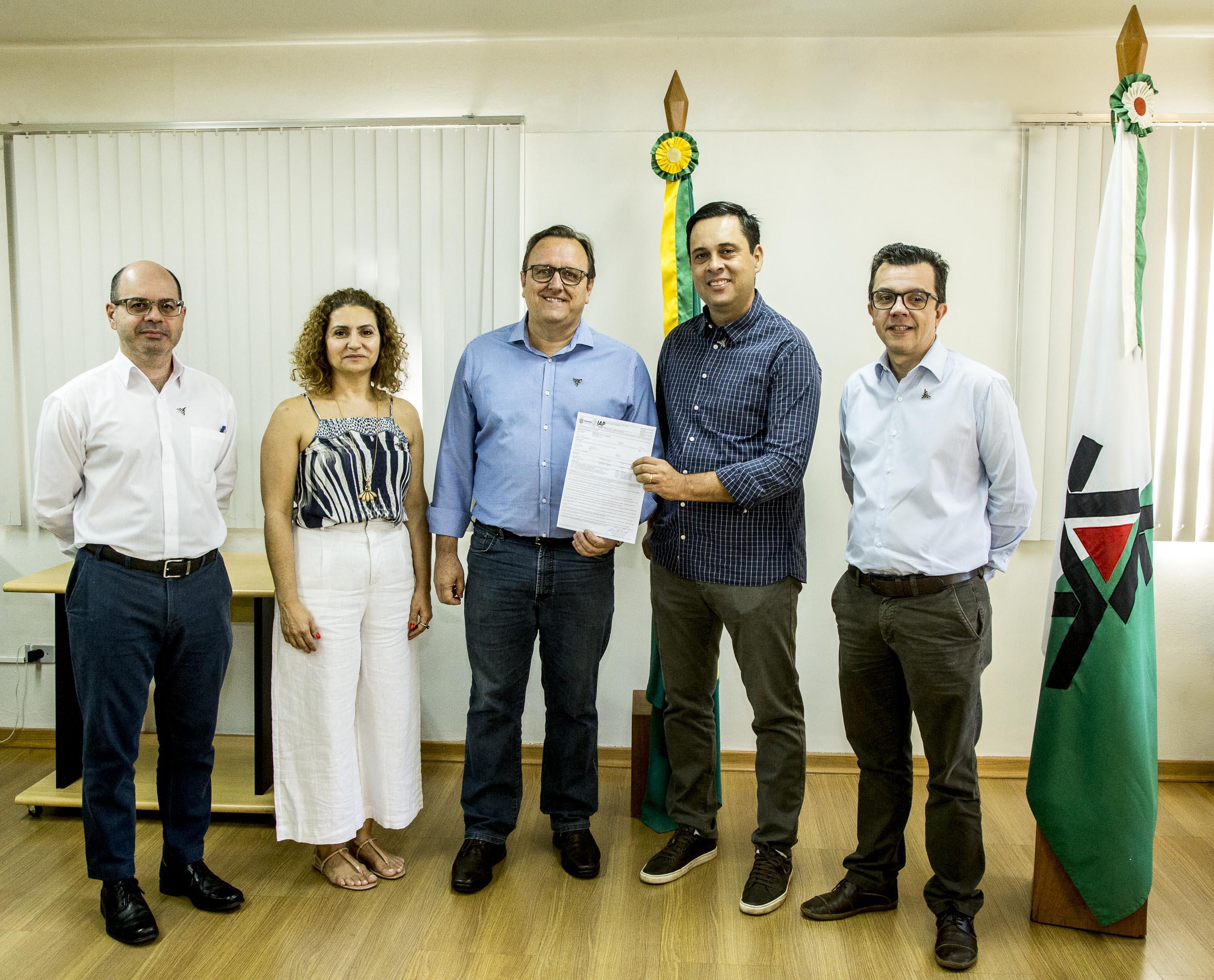 IAP renova licença de operação da UEM por mais quatro anos