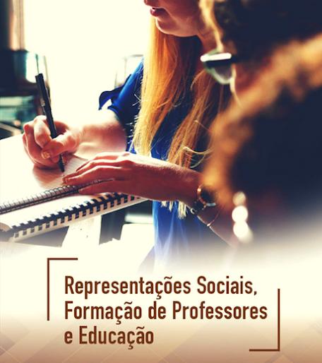 Livro reúne artigos sobre Representação Social e Formação de Professores