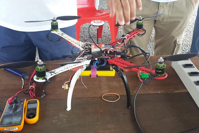 Inscrições abertas para curso Montagem e Configuração de Drones