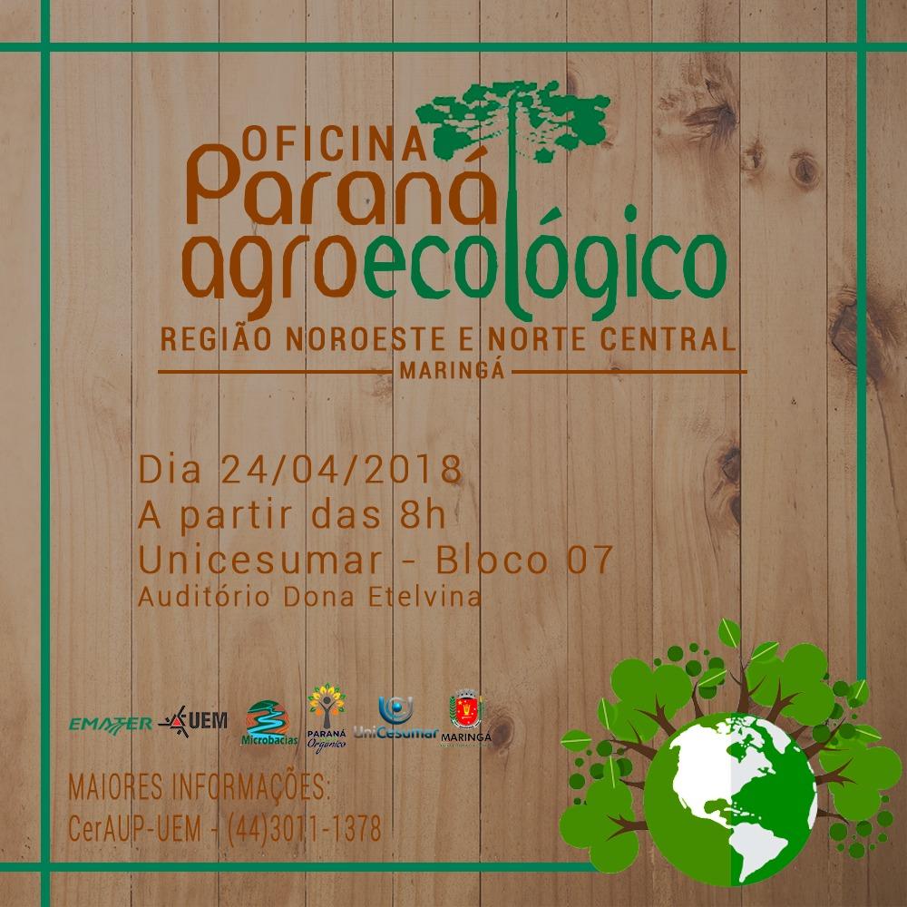 Técnicos e produtores discutirão futuro da agroecologia