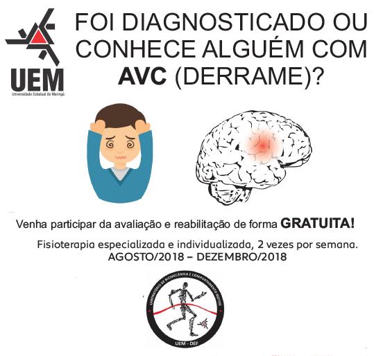 Universidade recruta pessoas com sequelas de AVC para avaliação e reabilitação