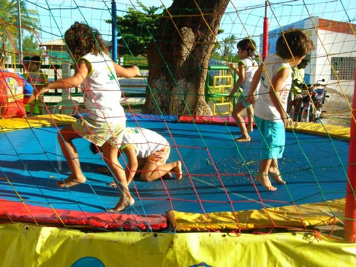 """""""Domingo no Parque do Cinquentenário"""" vai ter atividades de lazer e recreação"""