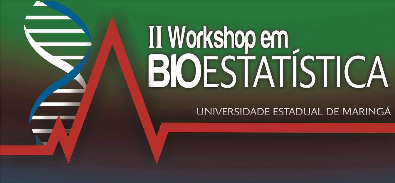 Workshop em Bioestatística inscreve trabalhos até dia 19