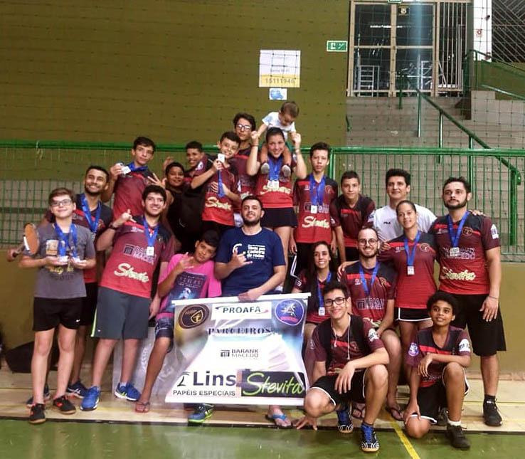 Equipes de badminton e parabadminton encerram 2018 com excelentes resultados