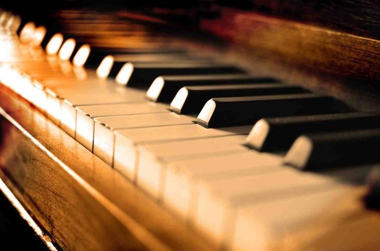 Recital de piano terá peças de compositores consagrados