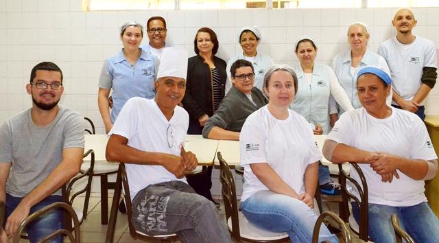 Humanização é foco equipe da nutrição e dietética do HUM
