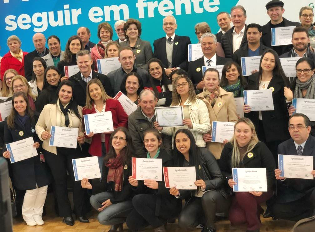 Paraná e HUM são destaque na captação de órgãos para transplante