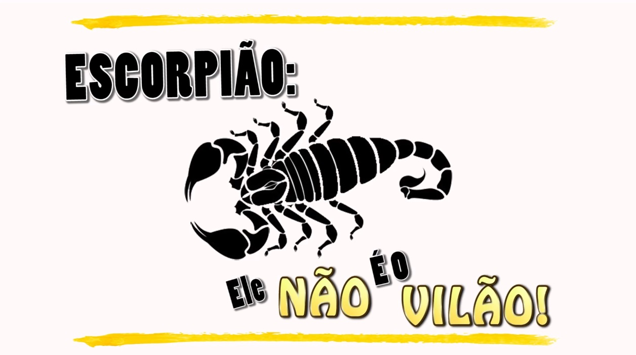 CCI apoia vídeo de alerta sobre escorpiões