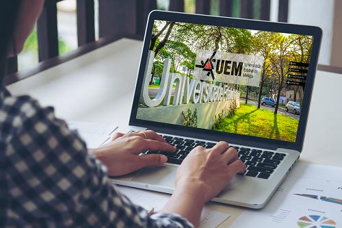 UEM lança novo portal institucional