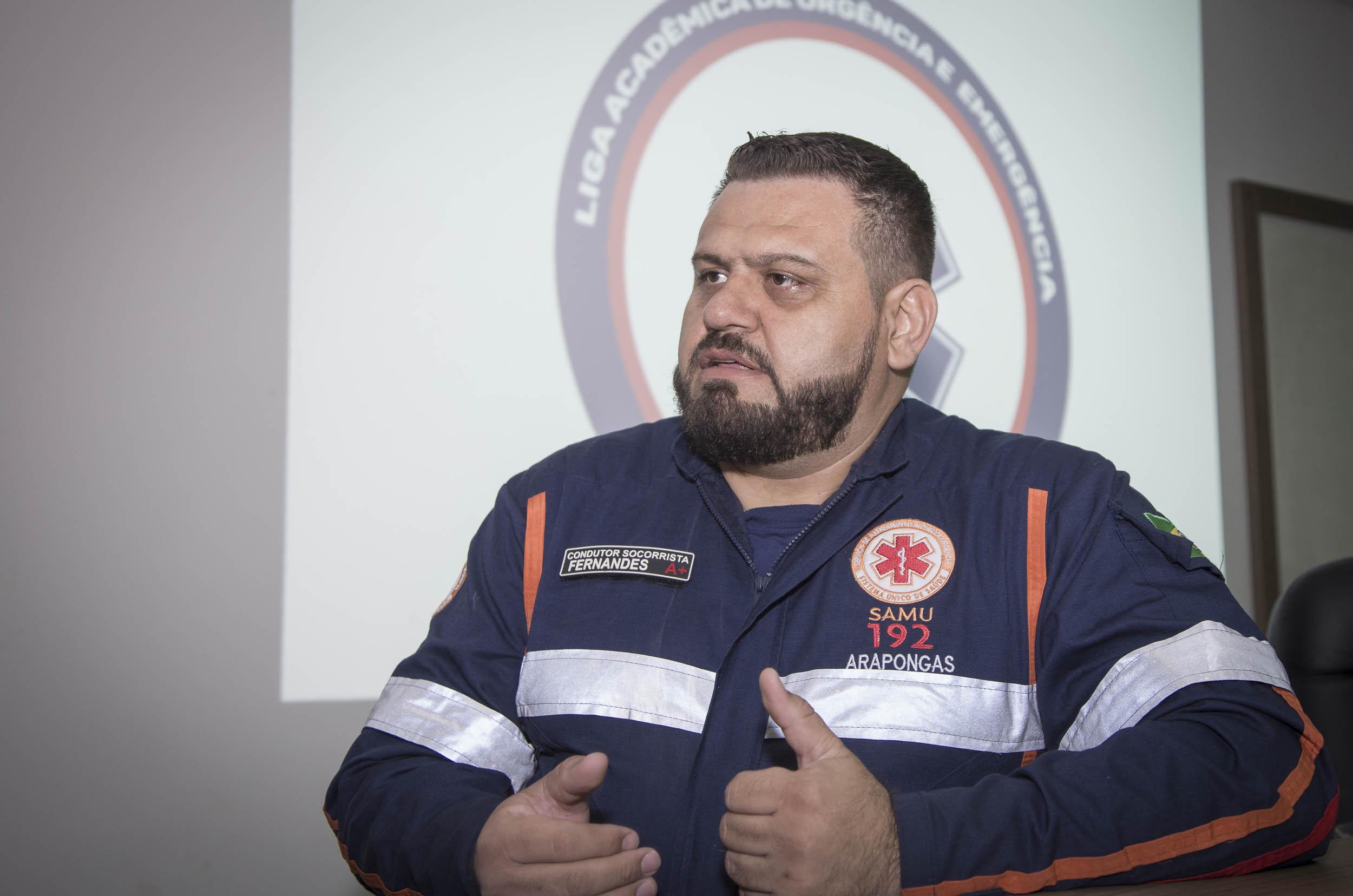 Socorrista de Brumadinho conta sua experiência na tragédia