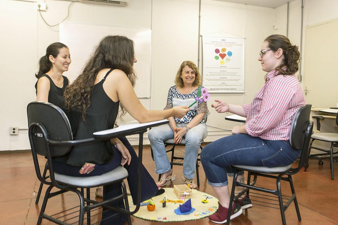 Programa de Justiça Restaurativa da UEM destaca-se na região