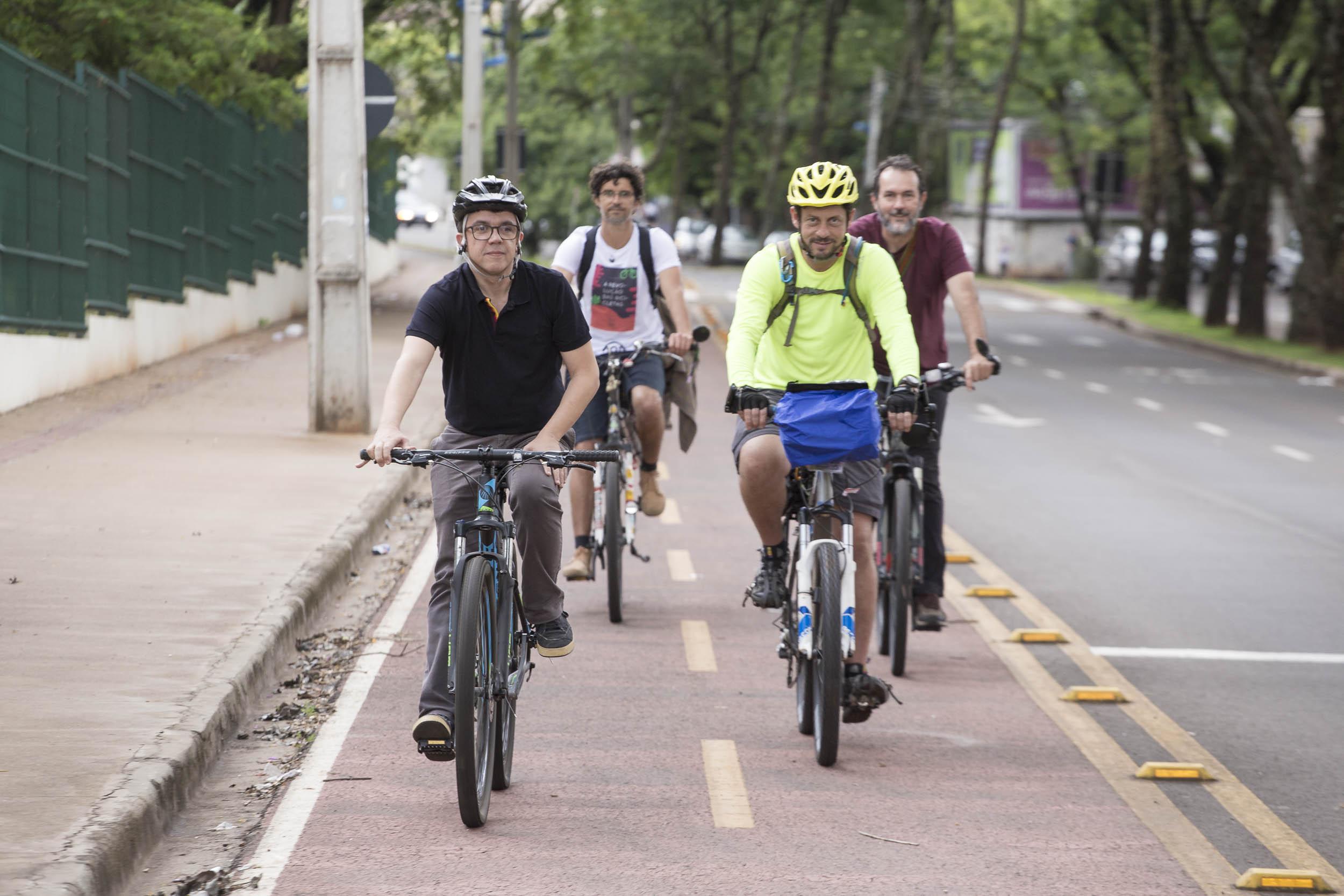 UEM apoia Encontro Brasileiro de Mobilidade por Bicicleta