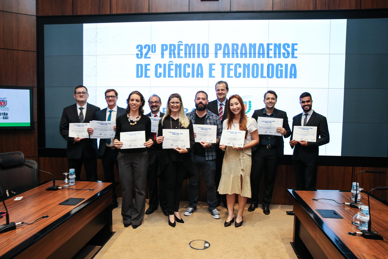 SETI entrega 32º Prêmio de Ciência e Tecnologia