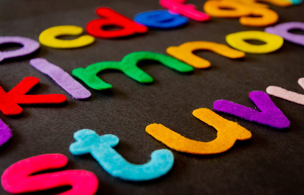 closeup photo of assorted color alphabets 1337387