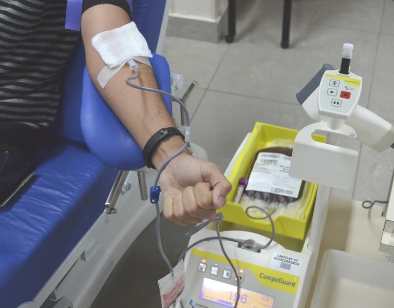 Hemocentro vai homenagear doadores regulares de sangue