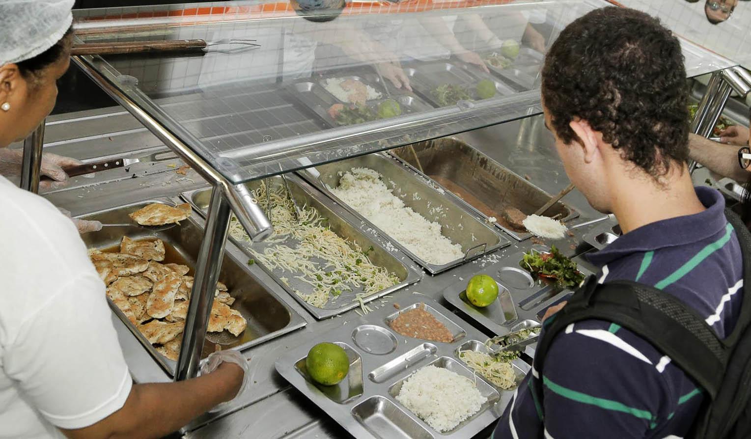Universidade vai selecionar alunos para receber auxílio alimentação