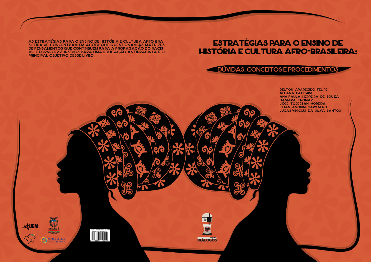 Professores lançam livros no 11º Festival Afro-brasileiro de Maringá