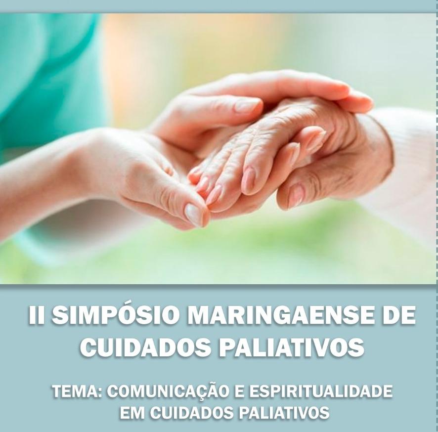 Cuidados paliativos é tema de simpósio em Maringá