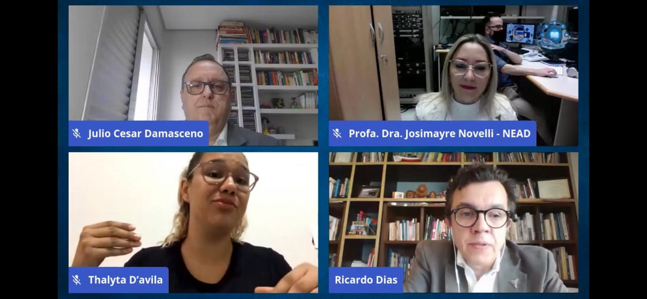 I SICDE é marcado por troca de experiências e reflexões sobre cenário pós-pandemia na Educação