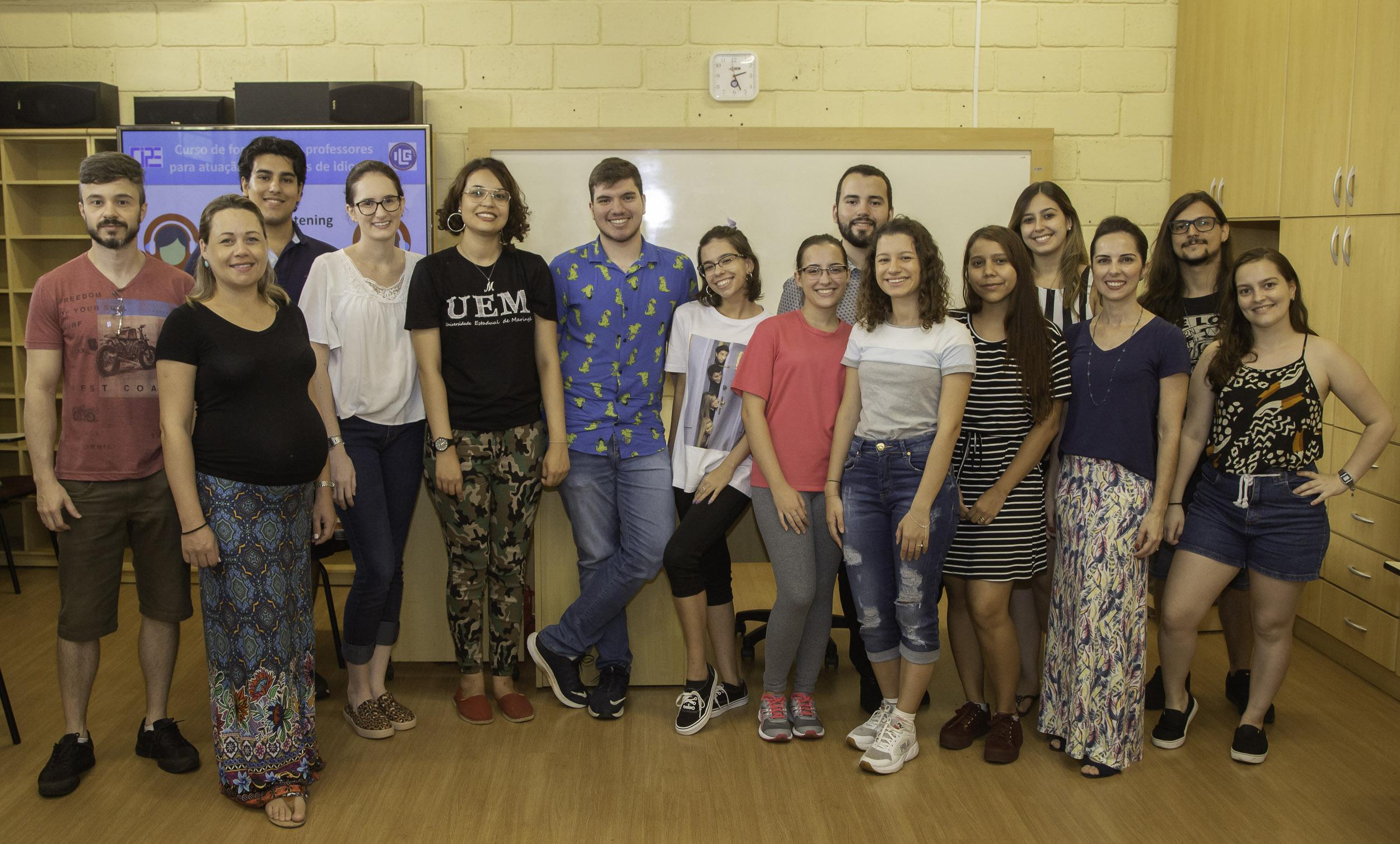 ILG faz capacitação para professores atuarem em escolas de idiomas