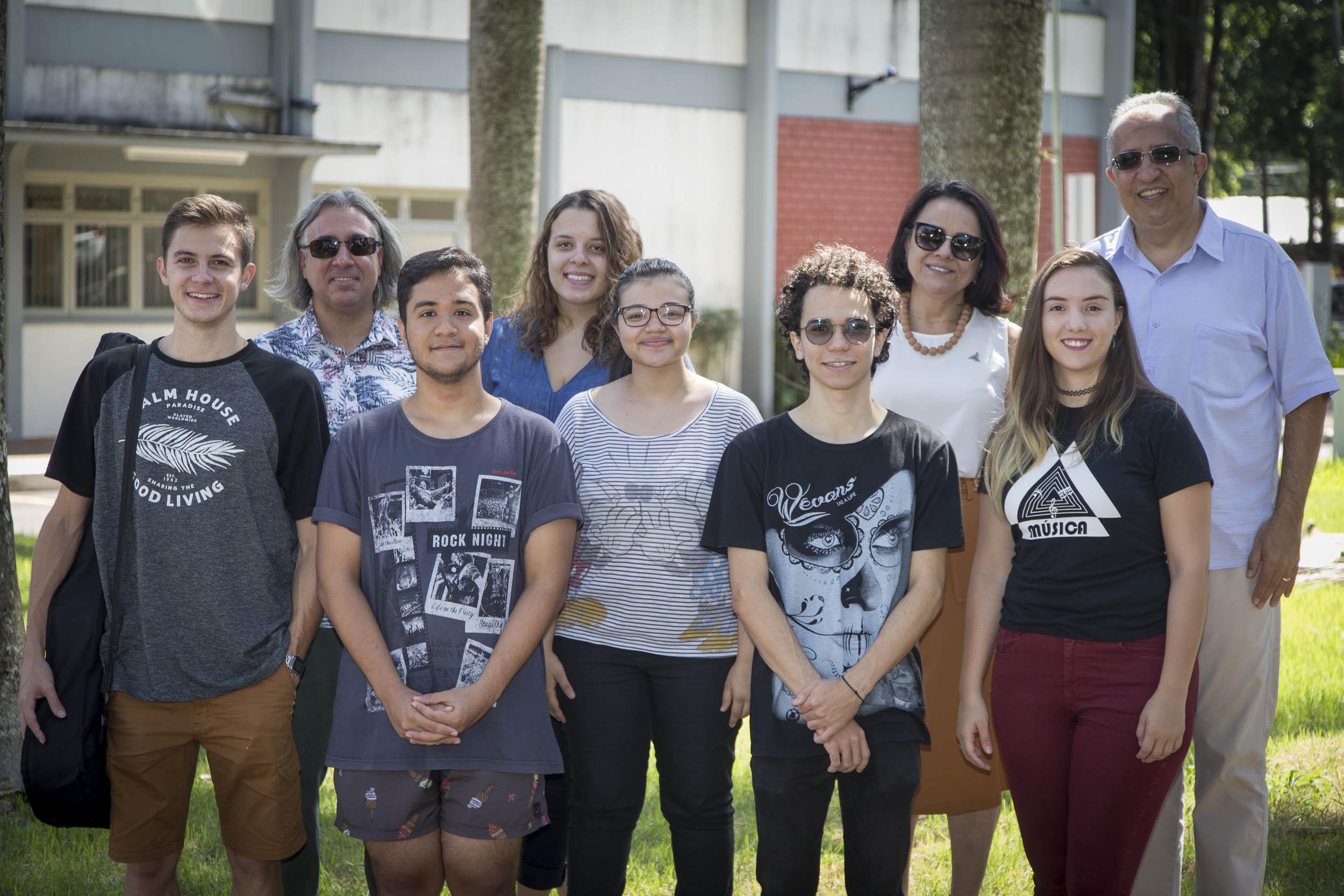 UEM e Unila se juntam para uma mobilidade inédita: a dos alunos do curso de Música