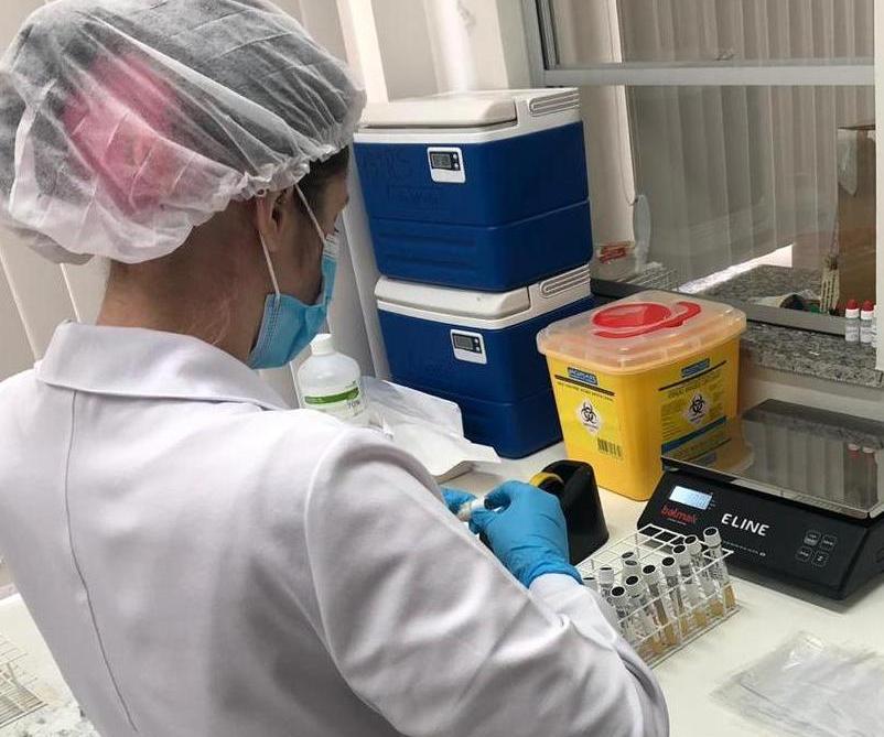 13ª Regional de Saúde conta com biomédica do projeto Covid, da UEM