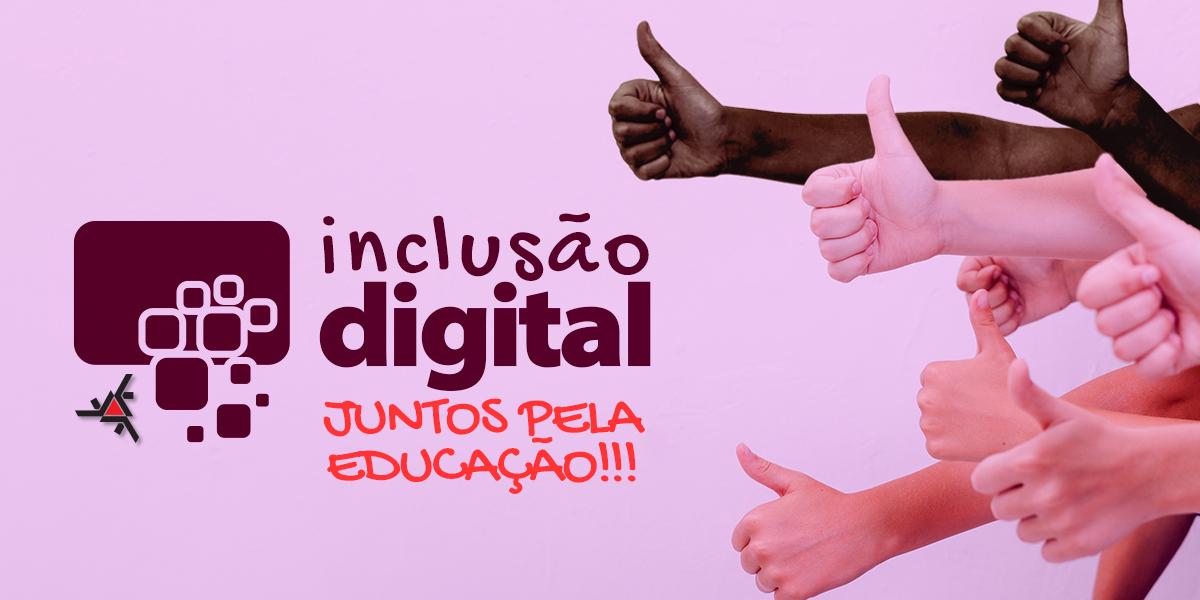 Projeto de inclusão digital é parte das ações para viabilizar a volta às aulas