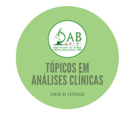 DAB oferece curso em Análises Clínicas