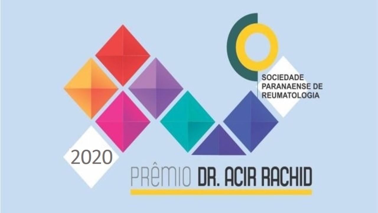 Professores da UEM ganham prêmio Dr. Acir Rachid de Reumatologia