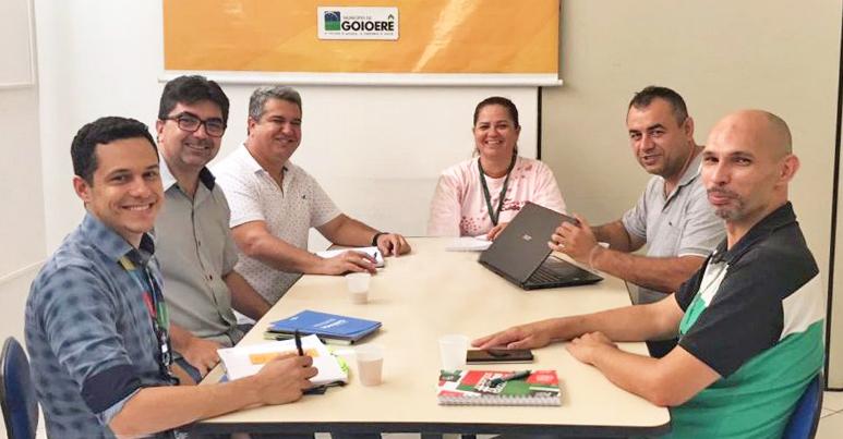 Goioerê visa parceria com Sebrae em programa de startups