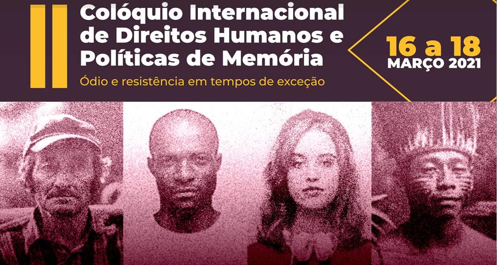 Colóquio Internacional recebe inscrições de trabalhos