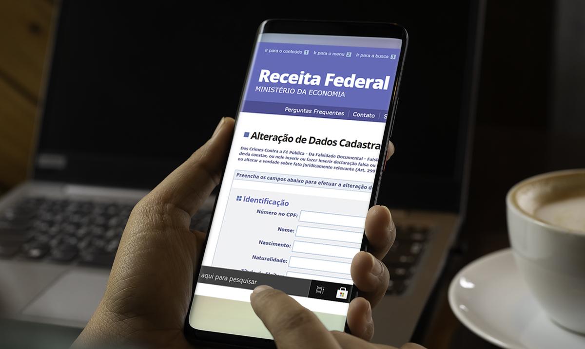 Servidores devem atualizar dados junto a órgãos federais o mais breve