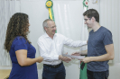 Premiação dos alunos destaque da SBC